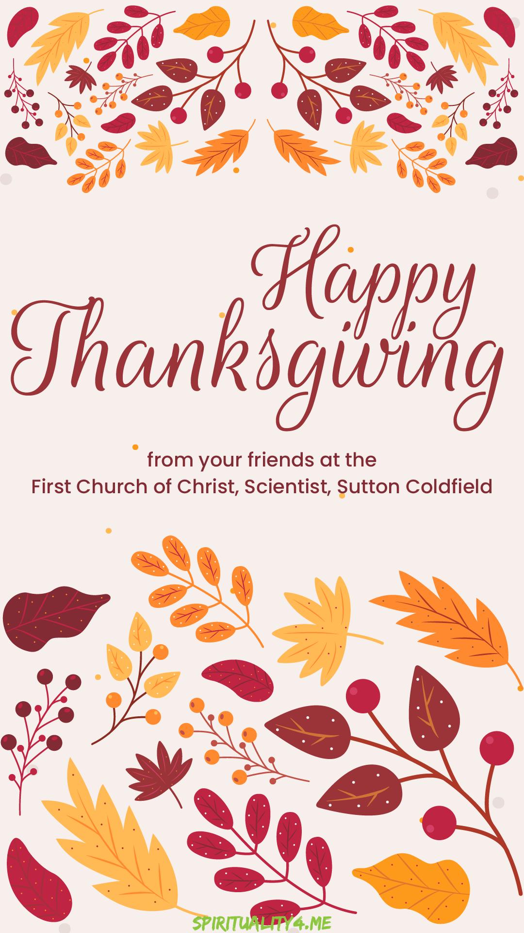 SC Thanksgiving 2019