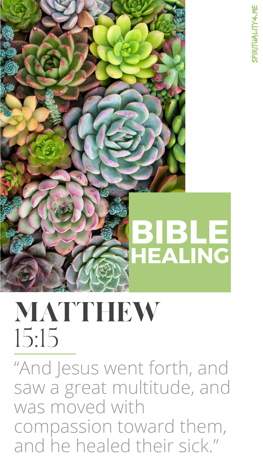 bible healing ii