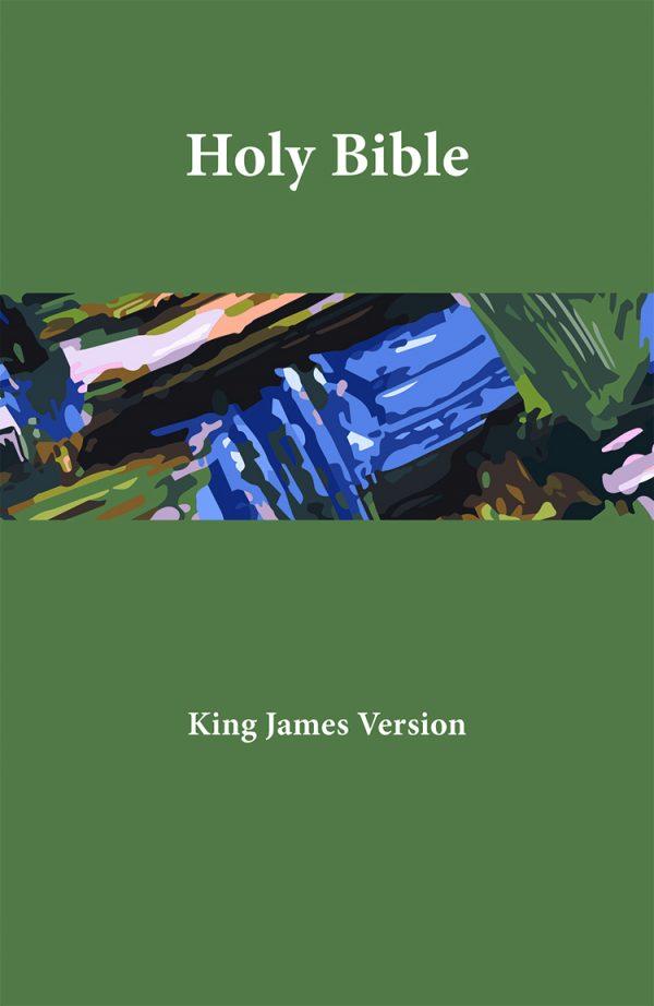 Bible King James Version Midsize Version