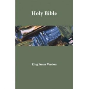 Bible King James Version Midsize Version