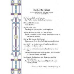 Prayer Note Cards