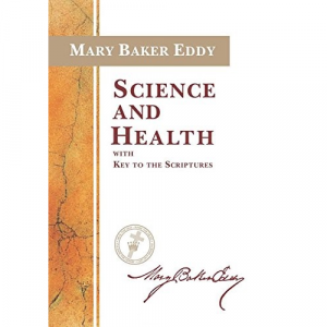 Science and Health with Key to the Scriptures Marble